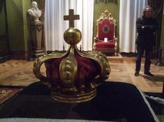 la couronne du roi