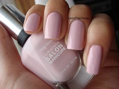 Sally Hansen Complete Salon Manicure Pink a Card