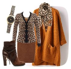 Autumn mix II by baggheera on Polyvore featuring mode, Halston Heritage, Jaeger, Vince Camuto, H&M and BP.