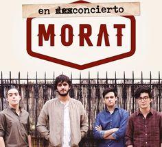 Concierto de Morat en Vigo. Ocio en Galicia | Ocio en Vigo. Agenda actividades. Cine, conciertos, espectaculos