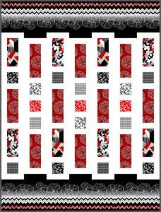Essentials 8 by Studioe | Product: Essentials 8 - Quilt I FREE PDF download pattern available.