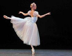 Svetlana Ivanova in Chopiniana Mariinsky Ballet