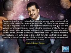 Neil deGrasse Tyson on the Universe  Interesting Quotes That Will Change How You See The World