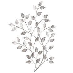 Geäst für die Wand aus Metall 56x82 | Maisons du Monde