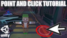 Learn how to code the point and click game mechanic with Unity 3D and C#. In this tutorial using c# we do a quick and easy tutorial for those who are looking to use the point and click function. This can also work for game developers looking to make a point and touch for mobile. Game Mechanics, Unity 3d, Game Design, Video Games, Coding, Touch, Learning, Easy, Videogames