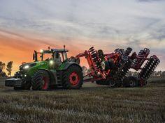 Highlights | Fendt 1000 Vario | Tractores -