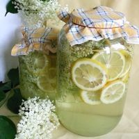 How To Dry Basil, Pickles, Cucumber, Whiskey, Mason Jars, Herbs, Table Decorations, Syrup, Whisky