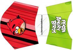 Envelope Fritas Angry Birds