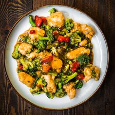 When I fall in love with a dish, I always want to reach for my thinking cap and create a healthy version of it. This may sound to you like culinary madness but this week my mission in the kitchen has been to create a simple Japanese Chicken Ter