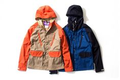 THE NORTH FACE PURPLE LABEL 2012 Fall/Winter Outerwear Collection | Hypebeast