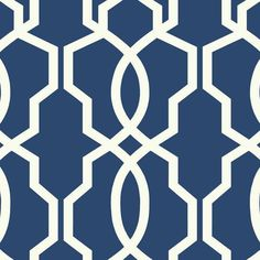 Hourglass Trellis Wallpaper design by York Wallcoverings