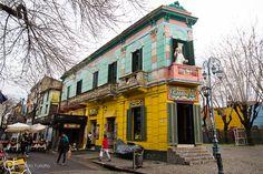 Caminito, Buenos Aires, Argentina - Arquitetura e lugares | Osvaldo Furiatto Fotografia e Design