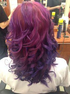 #hair #dyeing #aintnatural