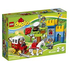 Hide in the tree and launch apples from the catapult to seize the treasure from the traveling knight and his horse-drawn carriage! Then rush back to the castle tower to keep it safe and look out for i...