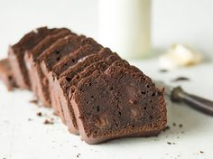Schokoladen-Bananen-Brot
