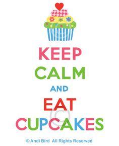Cupcakes geweldig om te maken en natuurlijk te ETEN