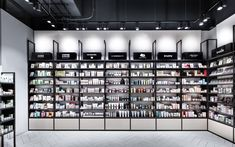 Interior design, retail design, pop up store, retail experience, retail future, beauty store, perfumery, rack, Mußler Beauty by Notino by DIA Dittel Architekten