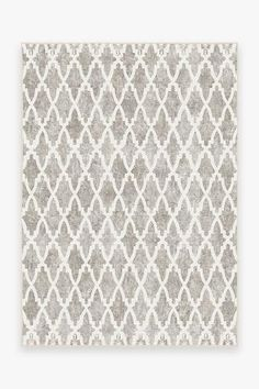 Style your home with our Soraya Trellis Ash Grey Rug. This Moroccan trellis rug features a geometric diamond design in grey and white, a contemporary take on the classic arabesque-inspired motif. Washable Area Rugs, Machine Washable Rugs, Grey Rugs, Minecraft World, Mine Minecraft, Minecraft Crafts, Minecraft Skins, Minecraft Buildings, Shopping