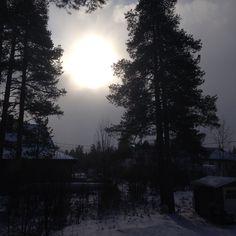 Tidspunkt for solformørkelsen vi hadde tidliger i mars 2015