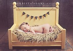Newborn Photography Prop Bed - Daybed