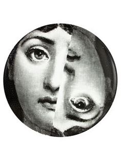 L'eclaireur Made By Fornasetti Fornasetti Wallpaper, Piero Fornasetti, Jazz Art, Instagram Highlight Icons, Decorative Objects, Portrait, Artwork, Prints, Painting