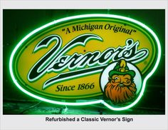 Vernors: Made in Michigan