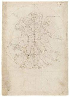 Leonardo da Vinci and the Codex Huygens - fol. 6