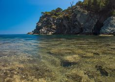 Ile de Porquerolles - hidden off the coast of France