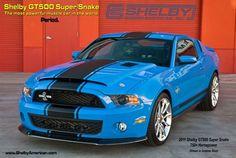 Grabber Blue GT500 Super Snake