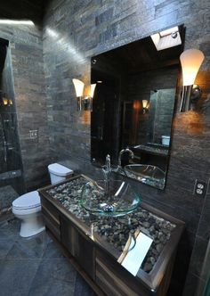 Munro Spa Bathroom Remodel Greenwood, Indaina - Modern - Badezimmer - Indianapolis - Supreme Surface, Inc. - Angela Gonzalez - Haus ideen - Home Bathroom Design Small, Bathroom Interior Design, Interior Exterior, Bathroom Spa, Modern Bathroom, Vanity Bathroom, Budget Bathroom, Master Bathroom, Shower Remodel