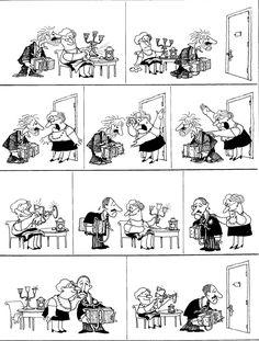 Quino - Si...cariño [Humor Gráfico][74 Imágenes]