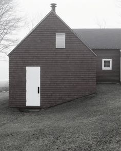 AUSTERE CHIC: Barns Sheds and Industrial Buildings