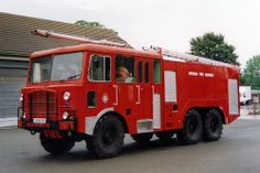 Dennis-Thornycroft Nubian Major Mk9 FoT 30 AG 83 Defence Fire Service ★。☆。JpM ENTERTAINMENT ☆。★。