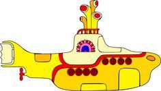 The Lady Wolf: Beatles Submarine