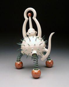 Eric Van Eimeren: Urchin Teapot