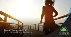 """""""Trouble sleeping? Exercise"""" Read more on why exercise is crucial for early recovery."""