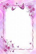 Letterhead Paper, Photo Effects, Flower Frame, Butterfly, Tapestry, Templates, Elegant, Flowers, Prints