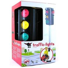Big Ride-on Cars Toys & Games Traffic Light, Pretend Play, Role Play, Lights, Phone, Toys, Big, Children, Image