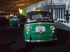 (vieux) taxi à Rome