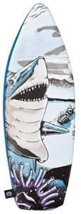 Animal Shark Surfboard Pencil Case Affiliate link