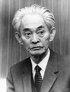 Yasunari Kawabata (1899-1972)