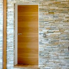 Riven Slate Oyster Cladding panels are perfect for walls and floors Stone Cladding Exterior, Exterior Wall Tiles, Katie Homes, Hot Tub Surround, Self Build Houses, Cladding Panels, Fireplace Wall, Beige, Grey