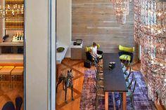 Дизайн интерьера отеля Zetta Сан-Франциско #FAQinDecor #design #decor #architecture #interior #art #дизайн #декор #архитектура #интерьер