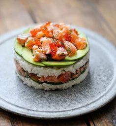 10 sushis cakes, pour les fans de makis !