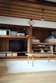 f:id:yamasan0521:20180211095737j:plain Japanese House, Loft, Furniture, Home Decor, Interior, Decoration Home, Room Decor, Indoor, Lofts