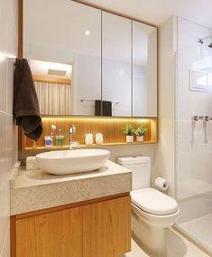 Hello people! Como não se apaixonar por esse banheiro, me explica? Muito amor por cada detalhe.❤️✨ Projeto: Sesso e Dalanezi Arquitetura.