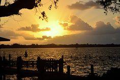 Serenity at Sunrise by Jenn Hicks