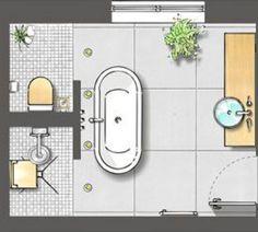 Haus Design Gallerie Grundrisse Badezimmer #LavaHot http://ift.tt/2Cy58UV