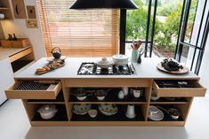 96 fantastiche immagini su cucine senza pensili | Pensili ...