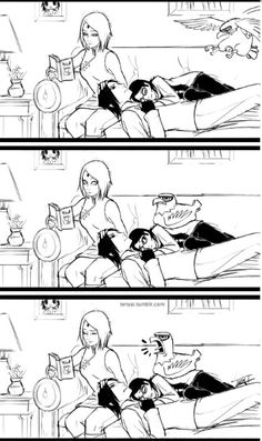 Back Home pt 3/3 - Sakura and Sasuke, and Sarada